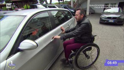Unomattina S2018 19 Disabili Alla Guida Le Novita 11 06 2019 Video Raiplay