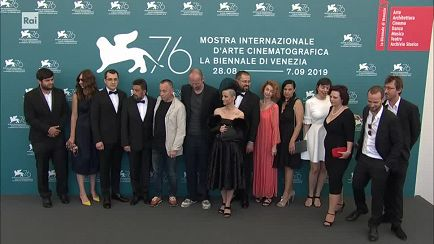 Venezia Biennale Cinema - Photocall - Colectiv (Collective) - 04/09/2019 - RaiPlay