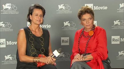 Venezia Biennale Cinema - Tv Call - Citizen Rosi - 05/09/2019 - RaiPlay