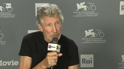Venezia Biennale Cinema - Tv Call - Roger Waters Us + Them - 06/09/2019 - RaiPlay