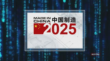 Report - Il piano Made in China 2025 - RaiPlay