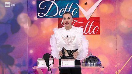 Detto Fatto - S2019/20 - Puntata del 08/01/2020 - Video ...
