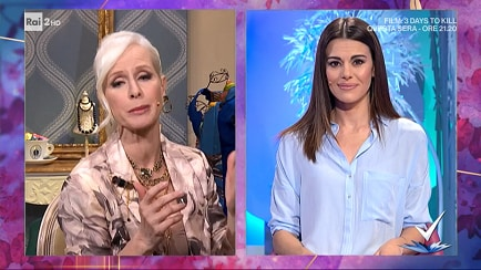 Detto Fatto - S2019/20 - Carla Gozzi - VIP che indossano ...