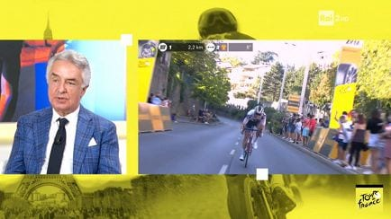 Tour de France - Tour Replay - 14a tappa - RaiPlay