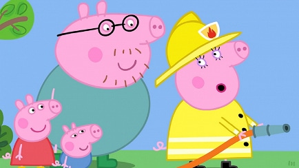 Peppa Pig - Fire station practice - RaiPlay