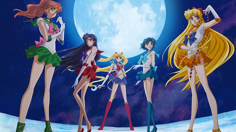Rai Gulp Sailor Moon Crystal - S1E22 - Atto XXII: Piani segreti - Nemesis