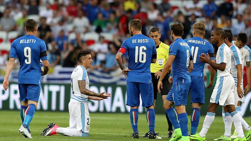 Rai Sport Calcio Nazionale A Qualificazioni Europei 2020 ITALIA - Grecia