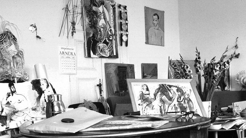 Rai 5 Picasso, una vita - E1