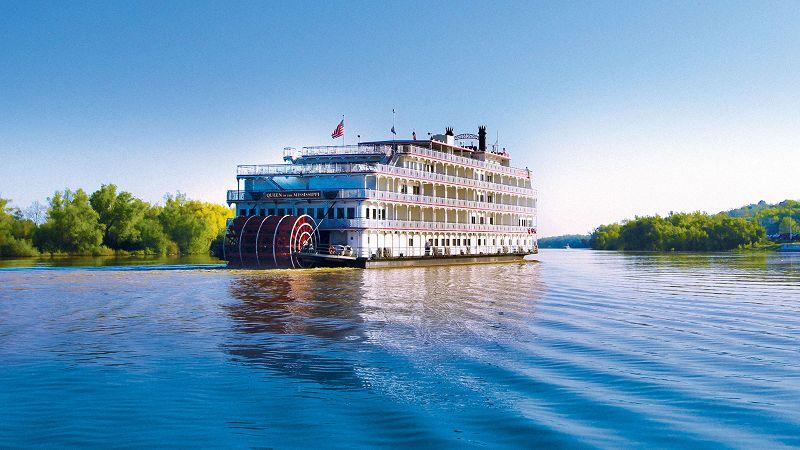 Rai 5 Mississippi, il lento fiume americano - E1