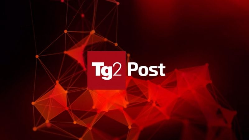 Rai 2 TG2 Post