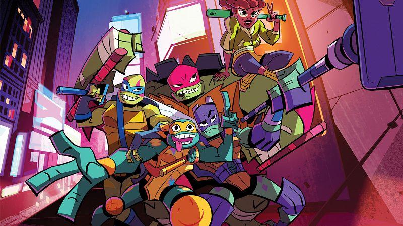 Rai Gulp Il destino delle tartarughe Ninja - S1E3 - I regali di Donatello